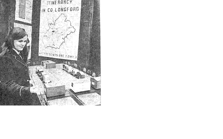 Itinerancy in Co.Longford