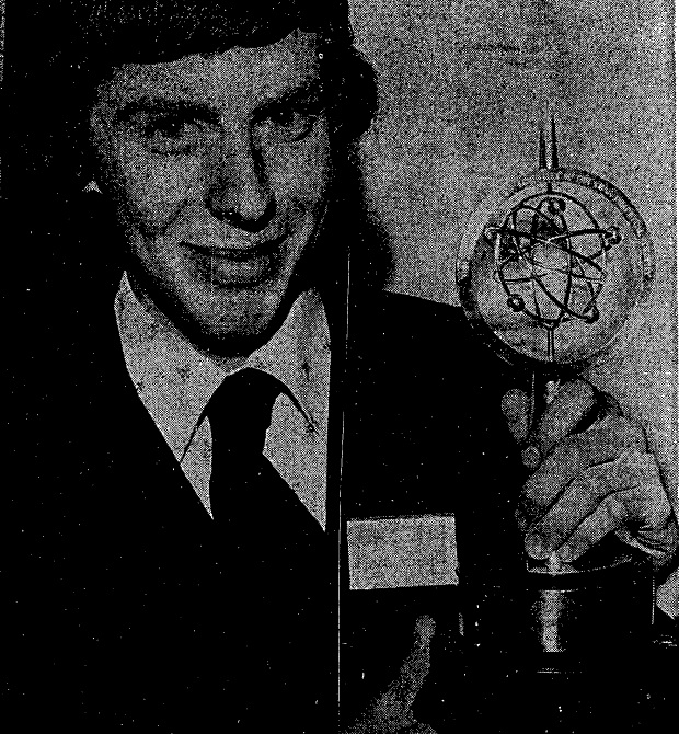 1975 Young Scientist of the Year
