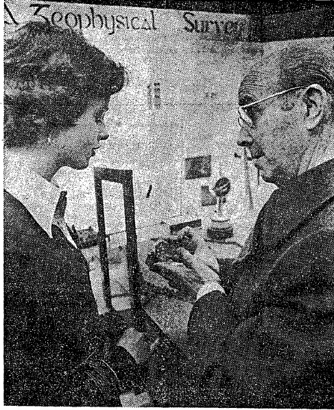 1976 Young Scientist of the Year