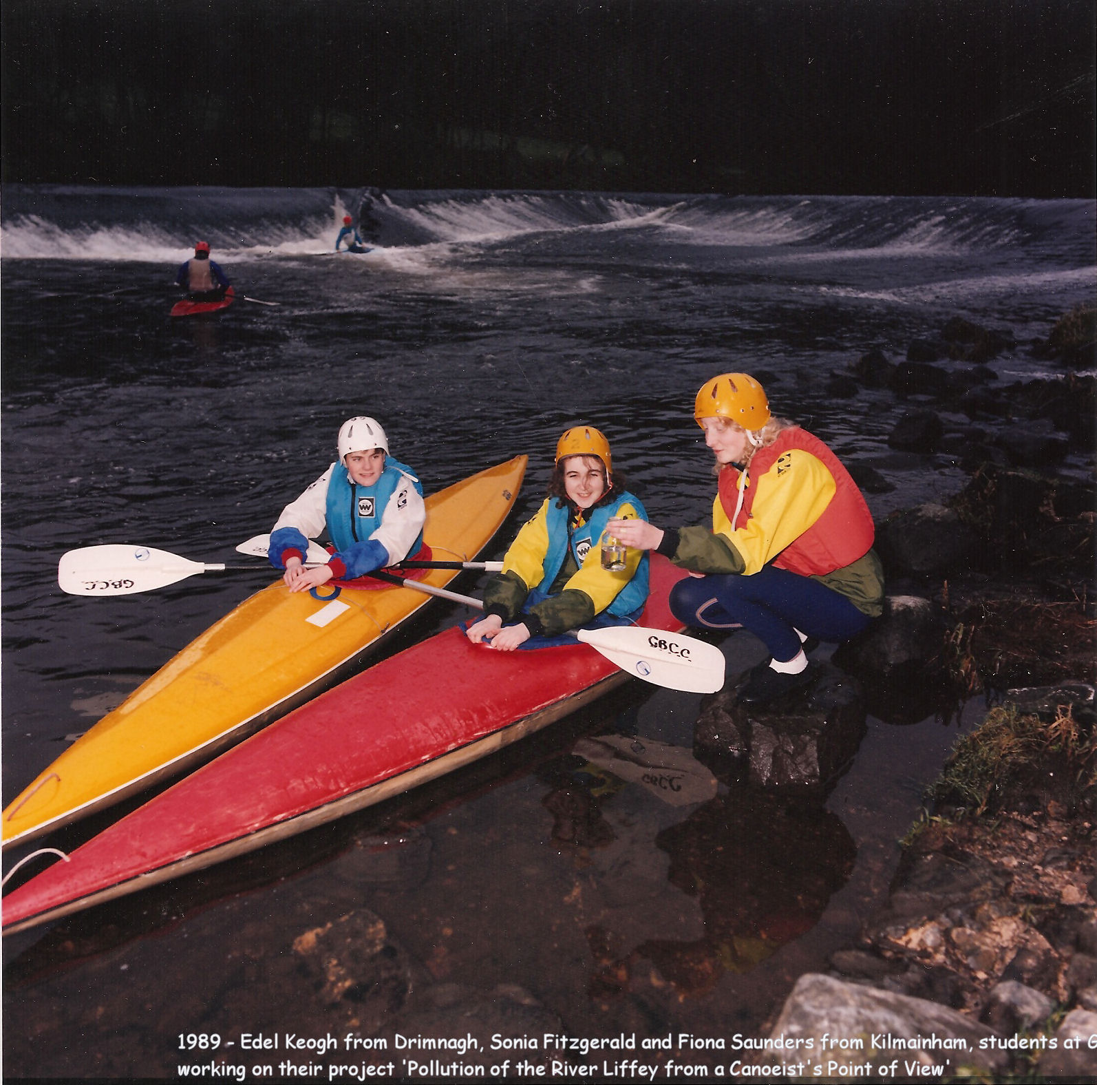 1989 River Pollution from a Canoeist's Point of View