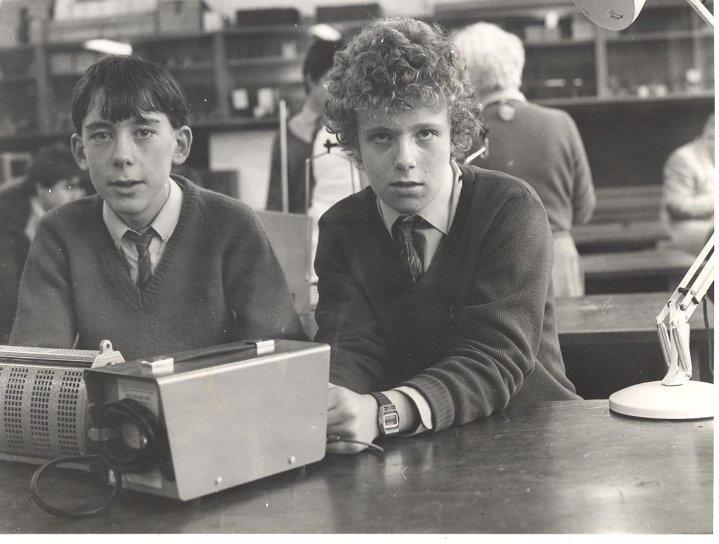 Aaron McCormack and Stephen