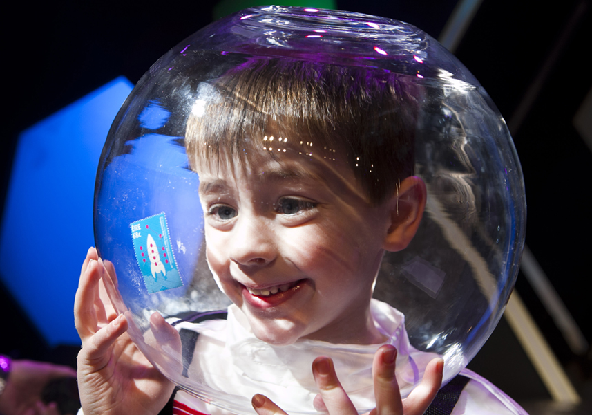 STAMP OF APPROVAL FOR THE BT YOUNG SCIENTIST & TECHNOLOGY EXHIBITION