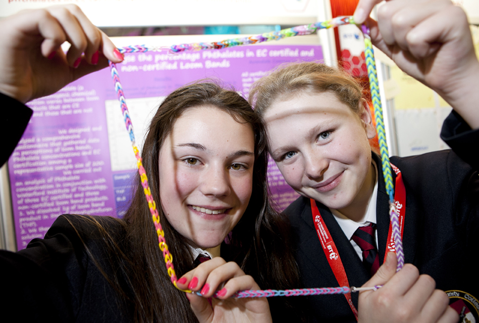 An investigation to analyse the percentage of phthalates in CE certified and non-certifed loom bands