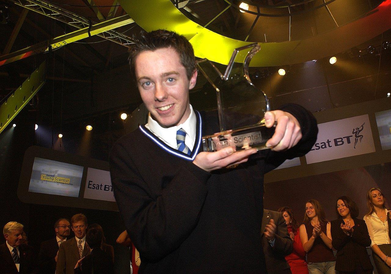 Winner shots - Ronan Larkin
