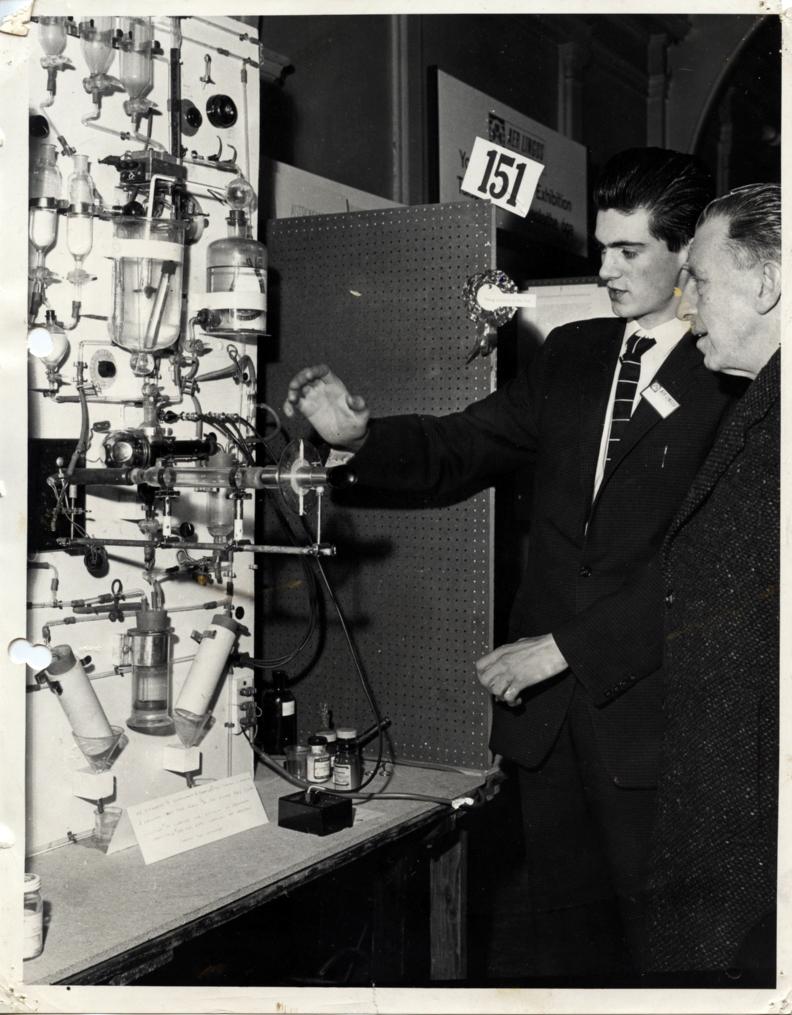 Young Scientist JM 1965