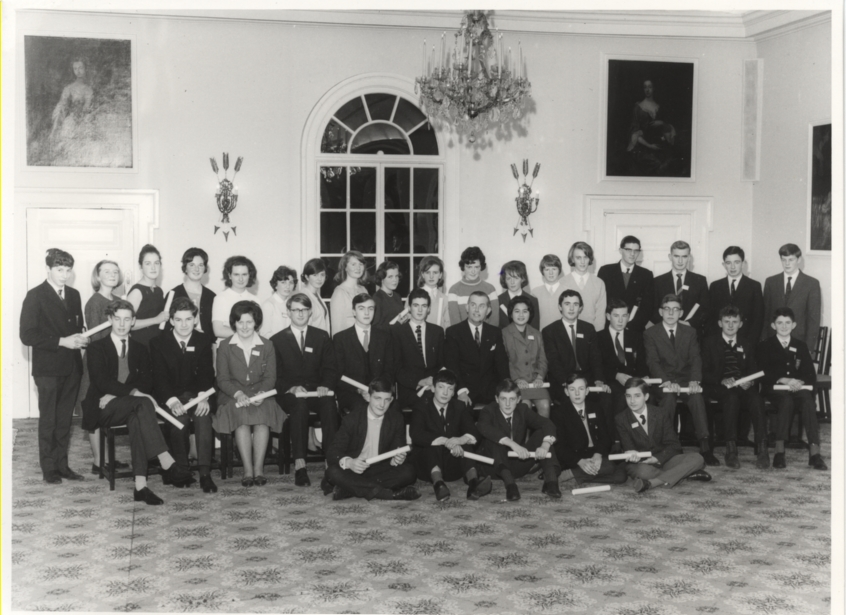 Young Scientist. All Winners 1965
