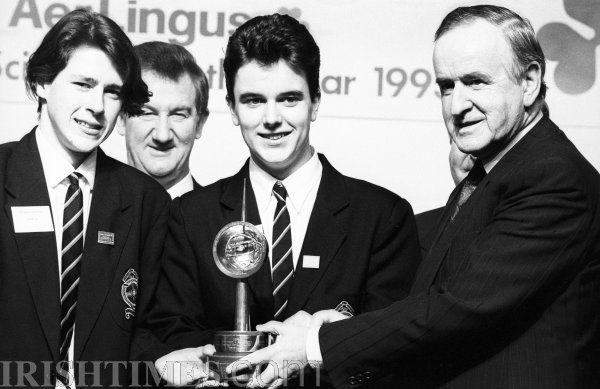 Young Scientists of the Year 1993